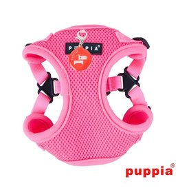 Puppia Puppia Neon Soft harness Model C Pink