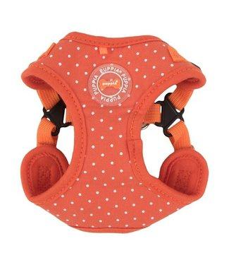 Puppia Puppia Dotty Harness II Model C Orange