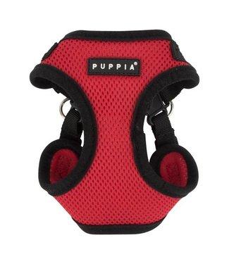 Puppia Puppia Soft Harness model C Red