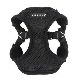 Puppia Puppia Soft Harness model C Black