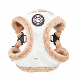 Puppia Puppia Gia Harness model C Ivory