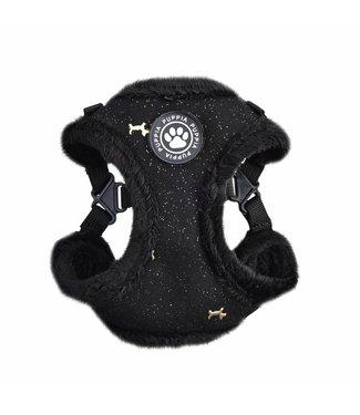 Puppia Puppia Gia Harness model C Black
