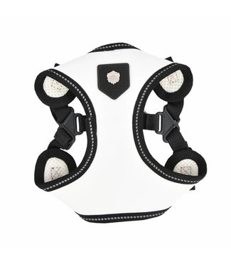 Puppia Puppia Legacy Harness model C White
