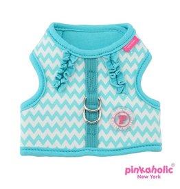 Pinkaholic Pinkaholic Ziggy Pinka Aqua ( alleen small)