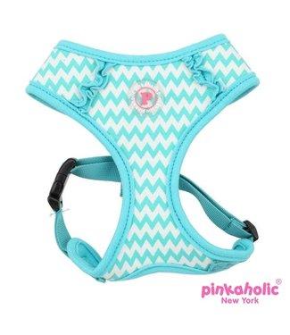 Pinkaholic Pinkaholic Ziggy Harness Aqua