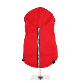 Urban Pup Urban Pup Explorer Windbreaker Sport Jacket Red