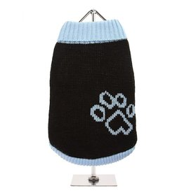 Urban Pup Urban Pup Blue Paw Sweater