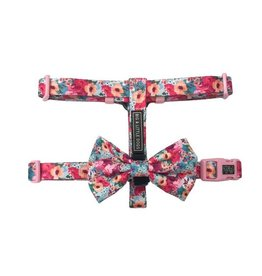 Big and Little Dogs Big and Little Dogs Strap Harness Floral Affair