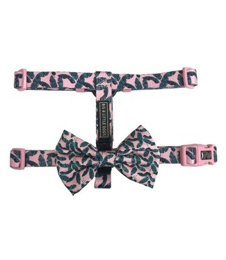 Big and Little Dogs Big and Little Dogs Strap Harness Tropical Paradise ( ALLEEN LARGE )