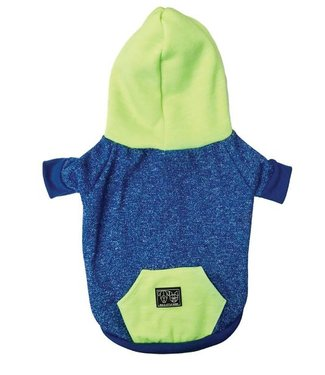 Big and Little Dogs Big and & Little Dogs hoody jumper Active Pup Neon Lime