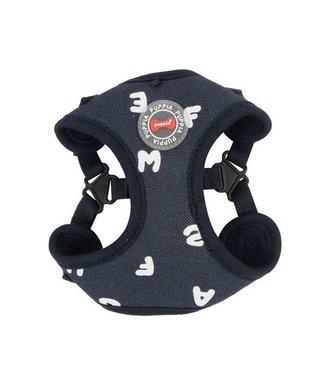 Puppia Puppia Algo Harness model C Navy