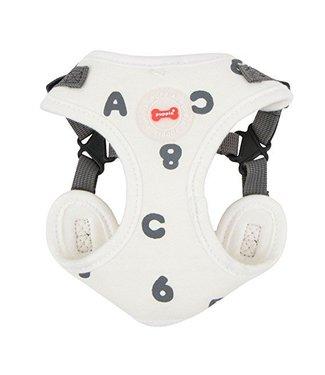 Puppia Puppia Algo Harness model C White