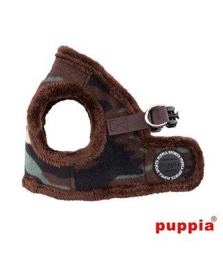 Puppia Puppia Corporal Harness model B Camo