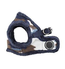 Puppia Puppia Corporal Harness model B Blue