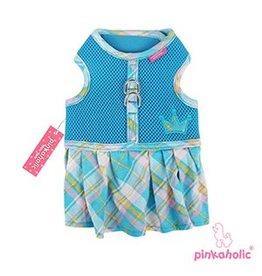 Pinkaholic Pinkaholic Dainty Flirt Harness blue