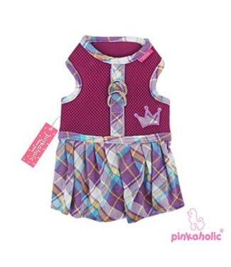 Pinkaholic Pinkaholic Dainty Flirt Harness purple