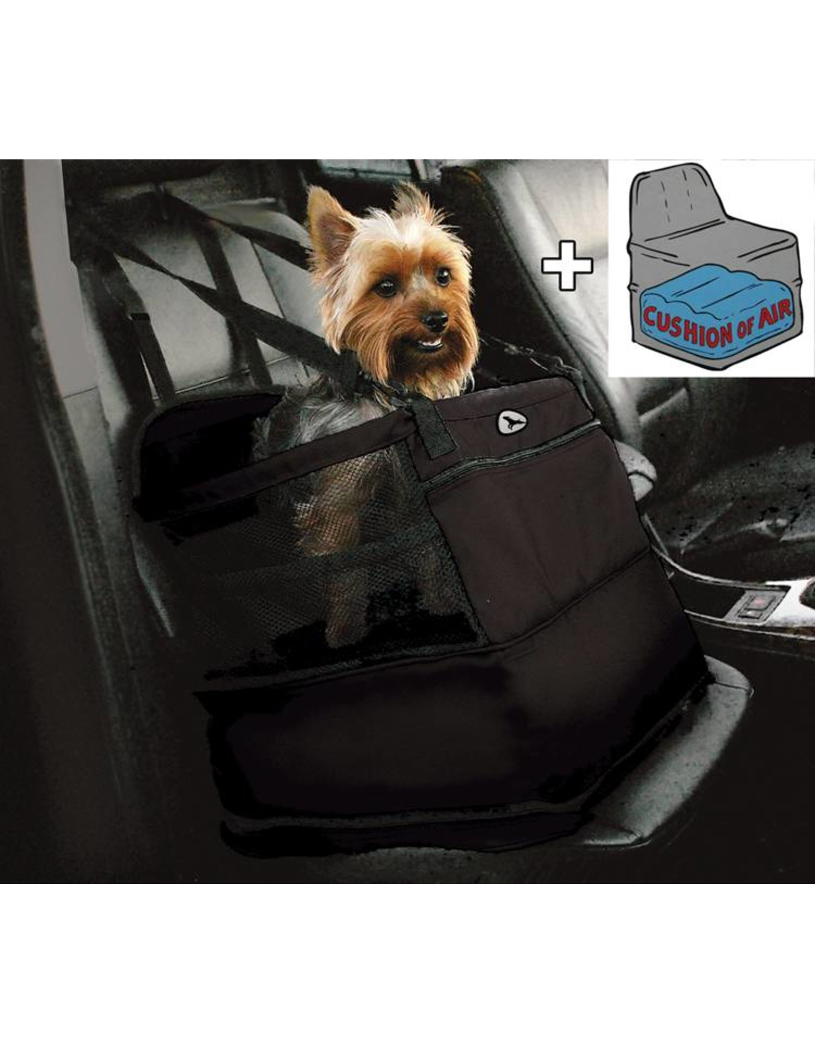 Doxtasy/Animal Gear Animal Gear CarBooster Seat Black