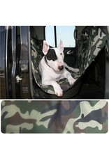 Doxtasy/Animal Gear Animal Gear Backseat Cover Autodeken Camouflage