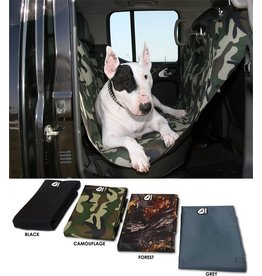Doxtasy/Animal Gear Animal Gear Backseat Cover Autodeken Grey