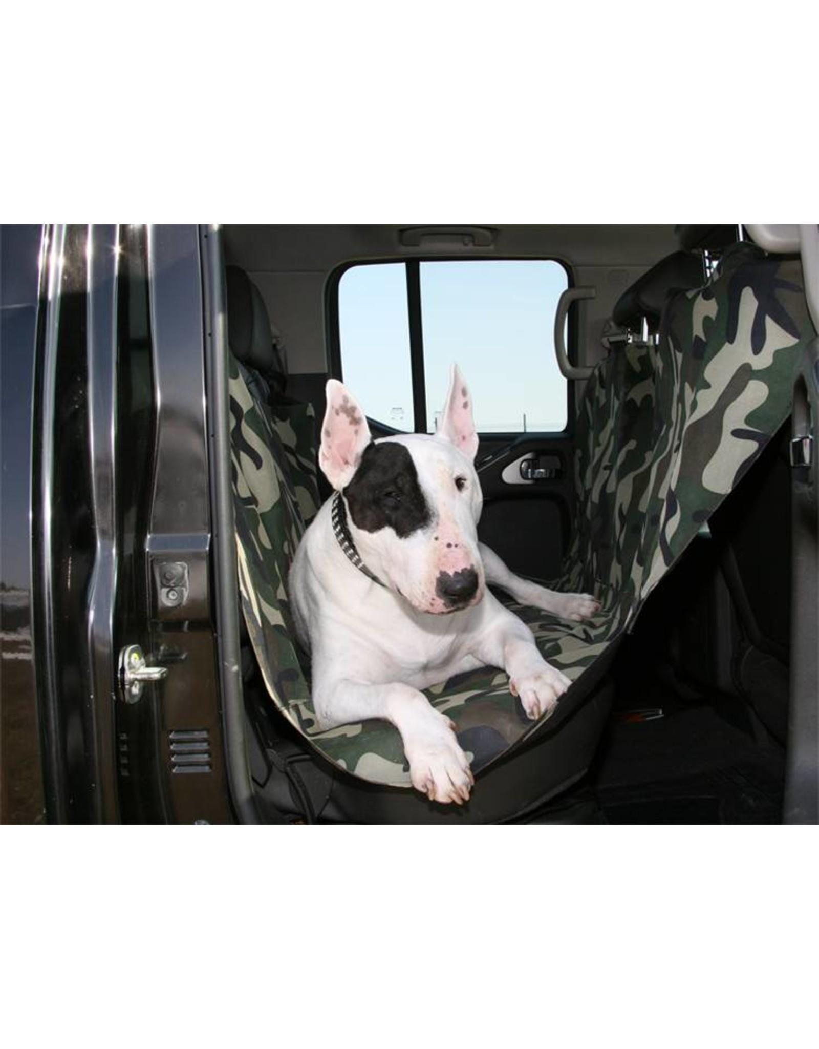 Doxtasy/Animal Gear Animal Gear Backseat Cover Autodeken Forest