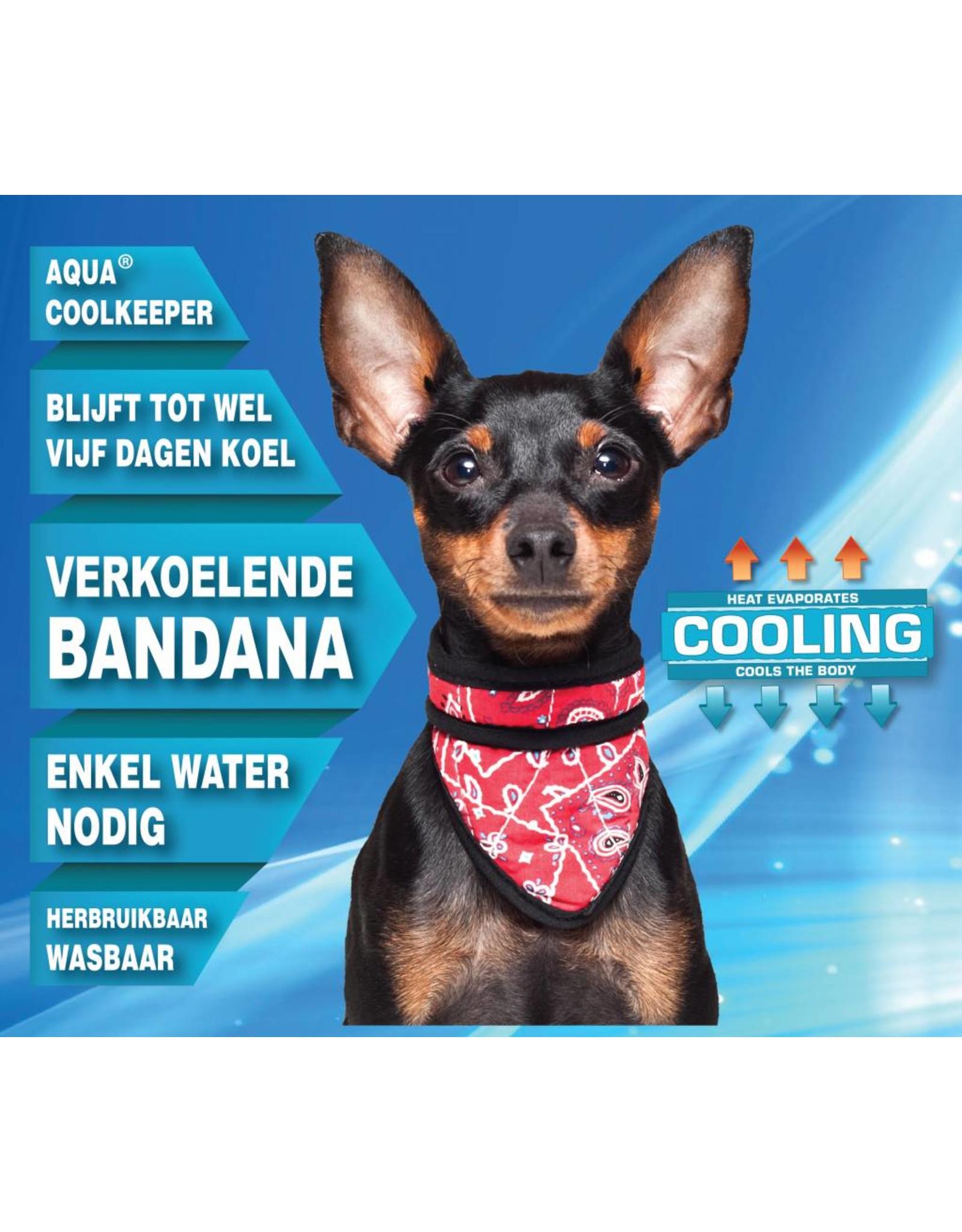 Doxtasy/Animal Gear Animal Gear Aqua Coolkeeper Bandana