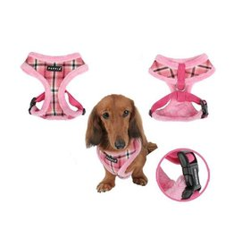 Puppia Puppia Uptown  Harness model A Pink