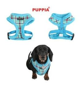 Puppia Puppia Uptown  Harness model A Skyblue