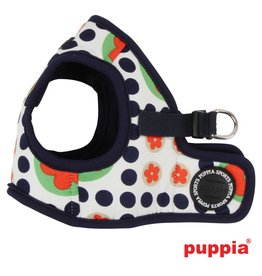 Puppia Puppia Blossom Harness model B navy
