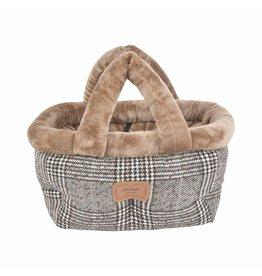 Pinkaholic Pinkaholic Da Vinci Basket Bed brown