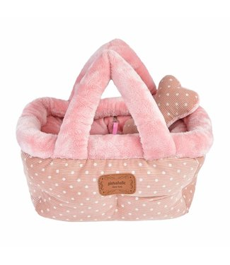 Pinkaholic Pinkaholic Desarae Basket Bed Indian Pink