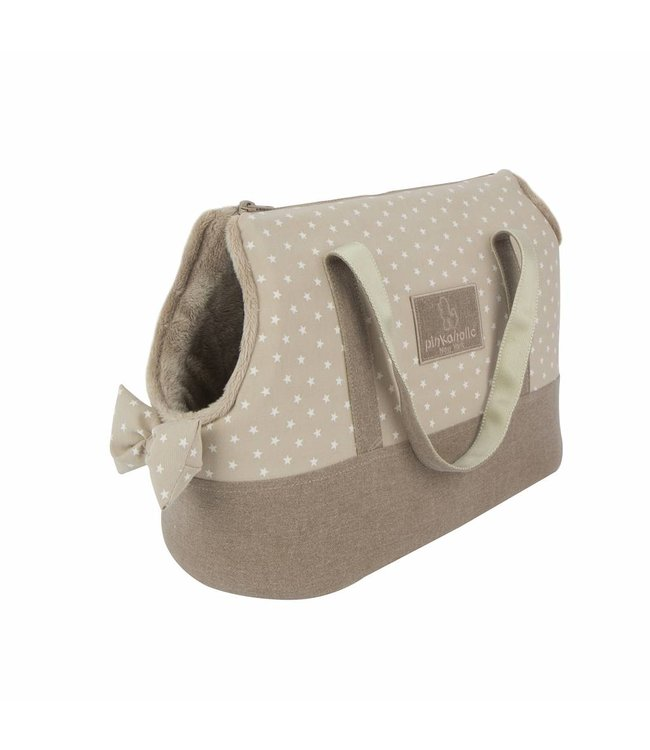 Pinkaholic Pinkaholic Luna Carrier draagtas Beige