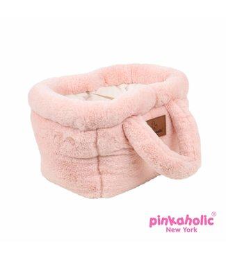 Pinkaholic Pinkaholic Hamper Basket Bed pink