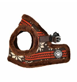 Puppia Puppia Prancer Harness model B brown