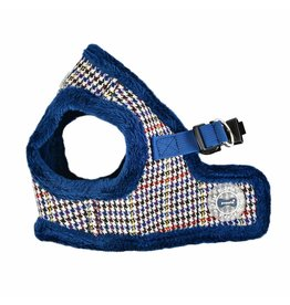 Puppia Puppia Auden Harness model B blue