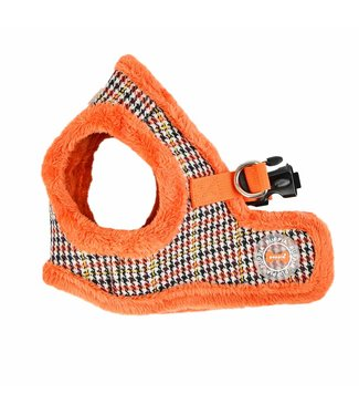 Puppia Puppia Auden Harness model B orange