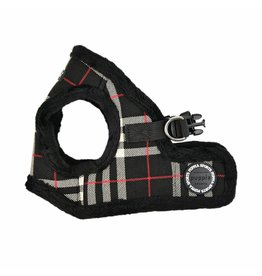 Puppia Puppia Dean Harness model B black