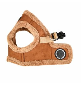 Puppia Puppia Terry Harness model B brown