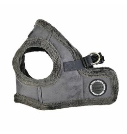 Puppia Puppia Terry Harness model B grey