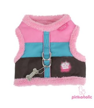 Pinkaholic Pinkaholic Divvy Harness Pinka Pink