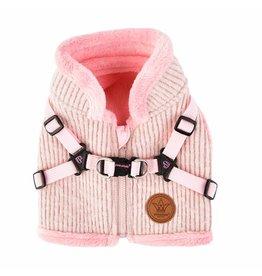 Pinkaholic Pinkaholic Zuri Harness V lt pink