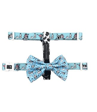 Big and Little Dogs Big and Little Dogs Strap Harness Udderly Irresistible