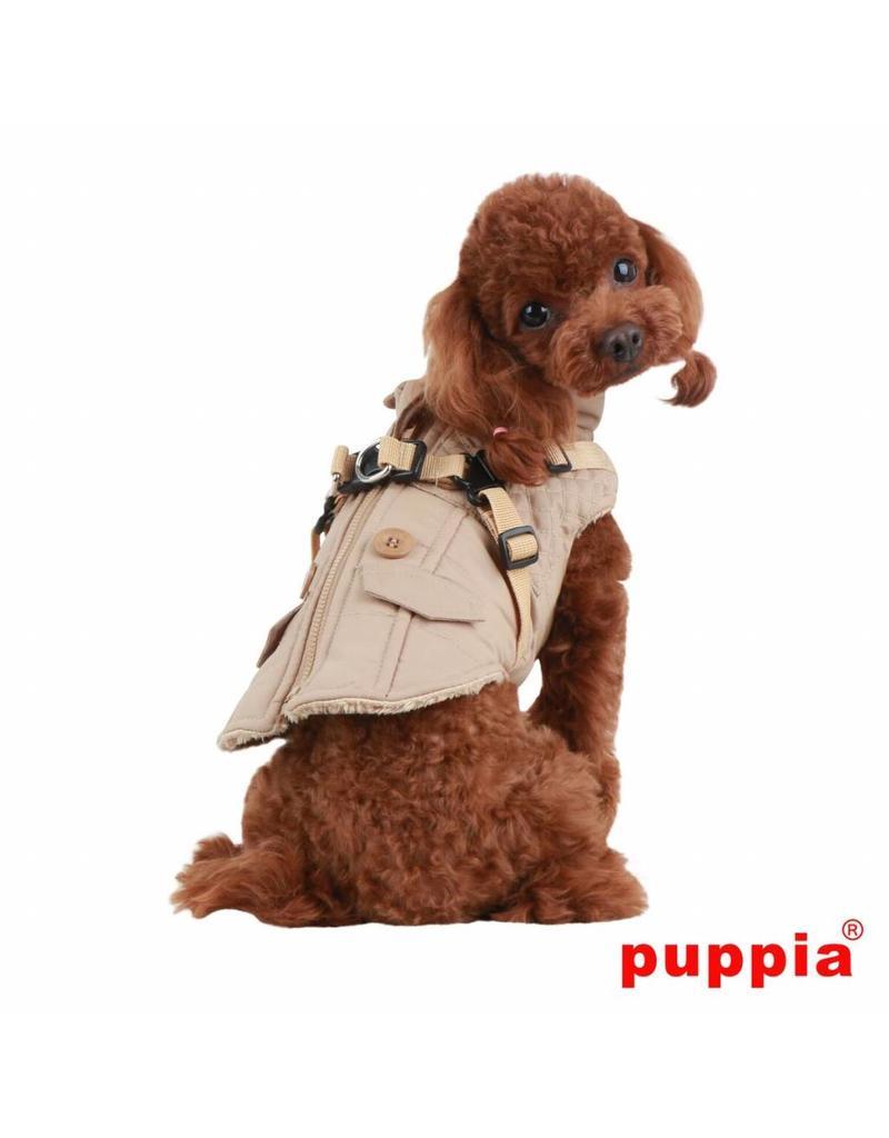 Puppia Puppia Wilkes Jacket Harness Beige