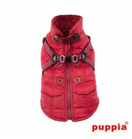 Puppia Puppia Wilkes Jacket Harness Wine
