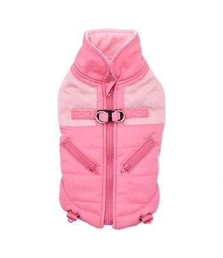 Pinkaholic Pinkaholic Tintin Jacket Harness Indian Pink