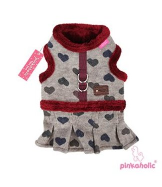 Pinkaholic Pinkaholic Gallant Flirt Harness ML brown