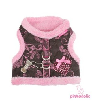 Pinkaholic Pinkaholic Silky Pinka Harness pink