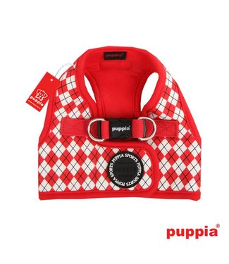 Puppia Puppia Mystical Harness model B red