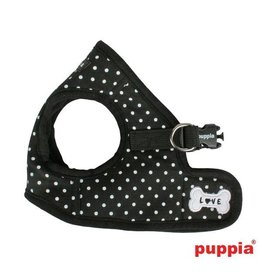 Puppia Puppia Dotty Harness model B Black