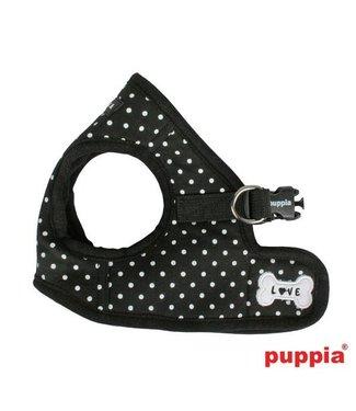 Puppia Puppia Dotty Harness model B Black