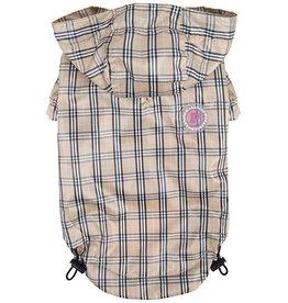 Pinkaholic Pinkaholic Victorian Raincoat Beige small